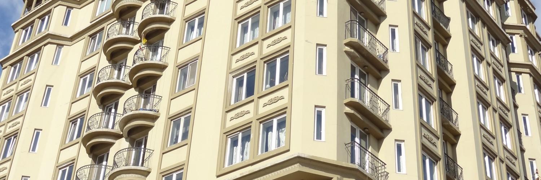 2-bedroom apartment in Gandirs Building