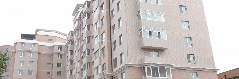 2-bedroom apartment in Diplomatic Apartment