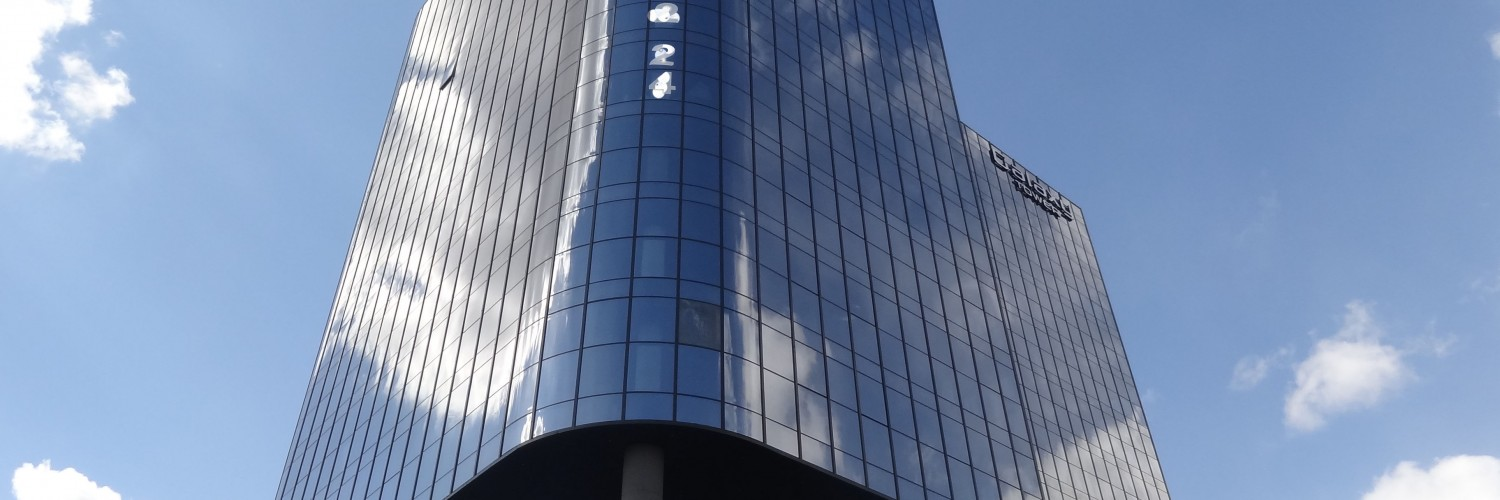 office space (56m², 61m², 119m²) for rent in Galaxy Tower