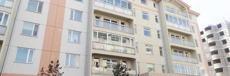 3-bedroom apartment in Zaisan Luxury Villa