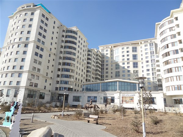4-bedroom apartment in Marshall Town of the King Tower for sell