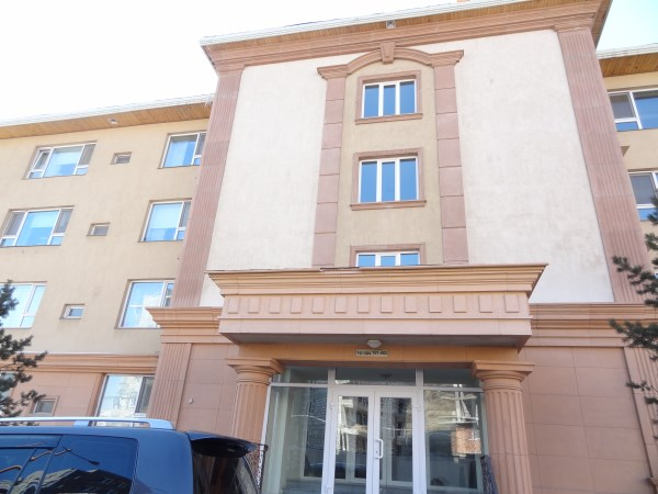 3-bedroom apartment in Zaisan Royal County