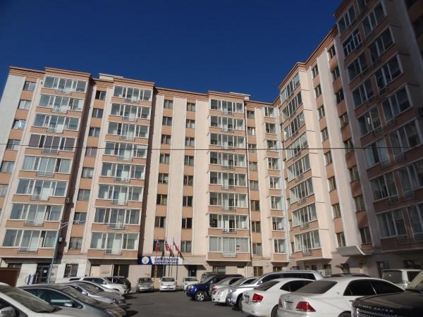 2-bedroom apartment in Khiimor Complex