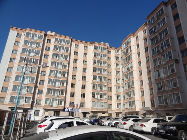 2-bedroom apartment in Khiimor Complex