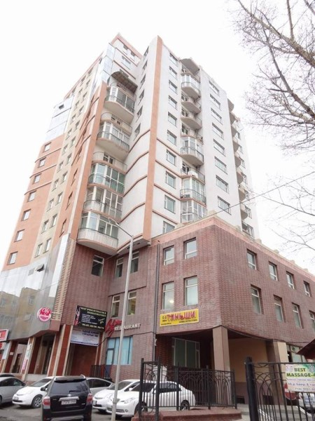 1-bedroom Apartment Atimos Building