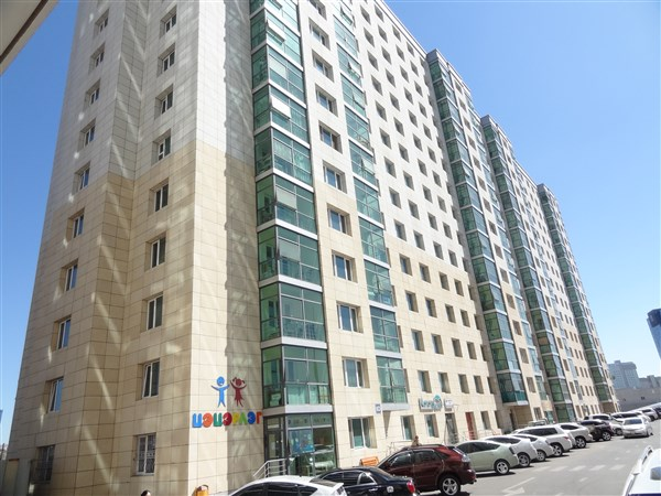 One- bedroom Apartment in KH Building near Peace Bridge