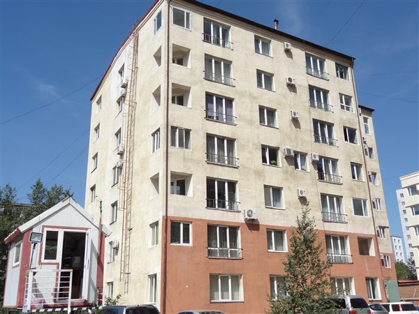 One- bedroom Apartment  in Elite II near Red Cross Foundation