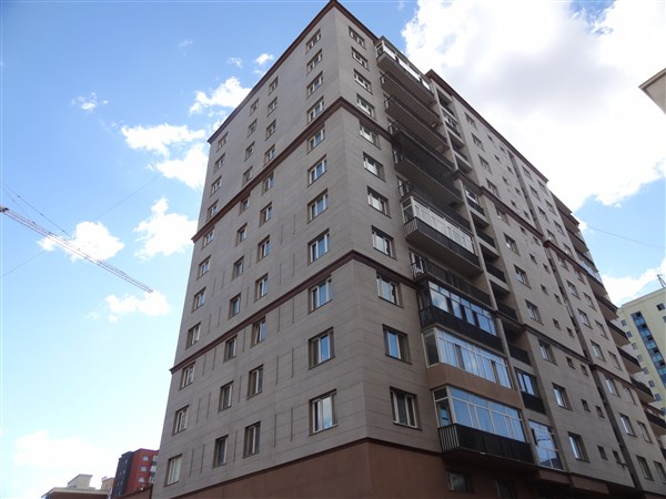 Two- bedroom Apartment in Mon House Building